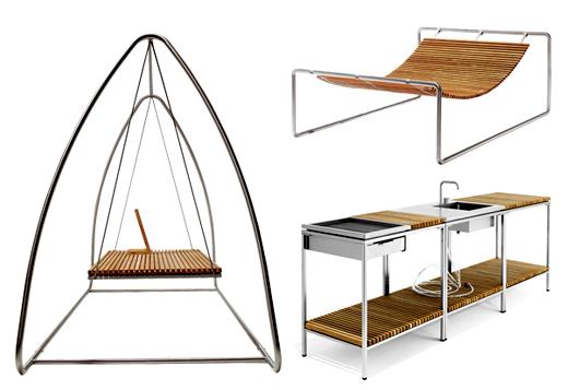 Viteo mobiliario para exterior sasnia blog - Mobiliario de exterior ...