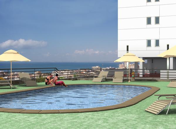 Promociones inmobiliarias de sasnia edificios nuevos for Plano alberca